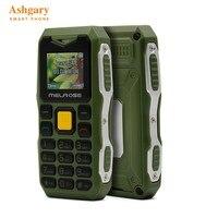 Melrose S10 2G Телефон Dual Band для разблокированного мобильного телефона 1,0 дюймов MTK6261 Bluetooth Музыка FM для пожилых людей 32 Мб + 64 Мб Bluetooth 3,0