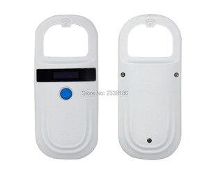 Image 5 - Transpondeur de puces didentification des animaux domestiques ISO11784/5 FDX B, transpondeur de puces, USB RFID, scanner de micropuce portatif pour chien, chat et cheval