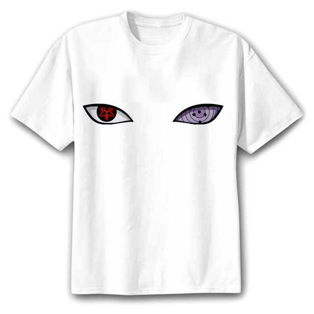 Naruto T-shirt Men/Women