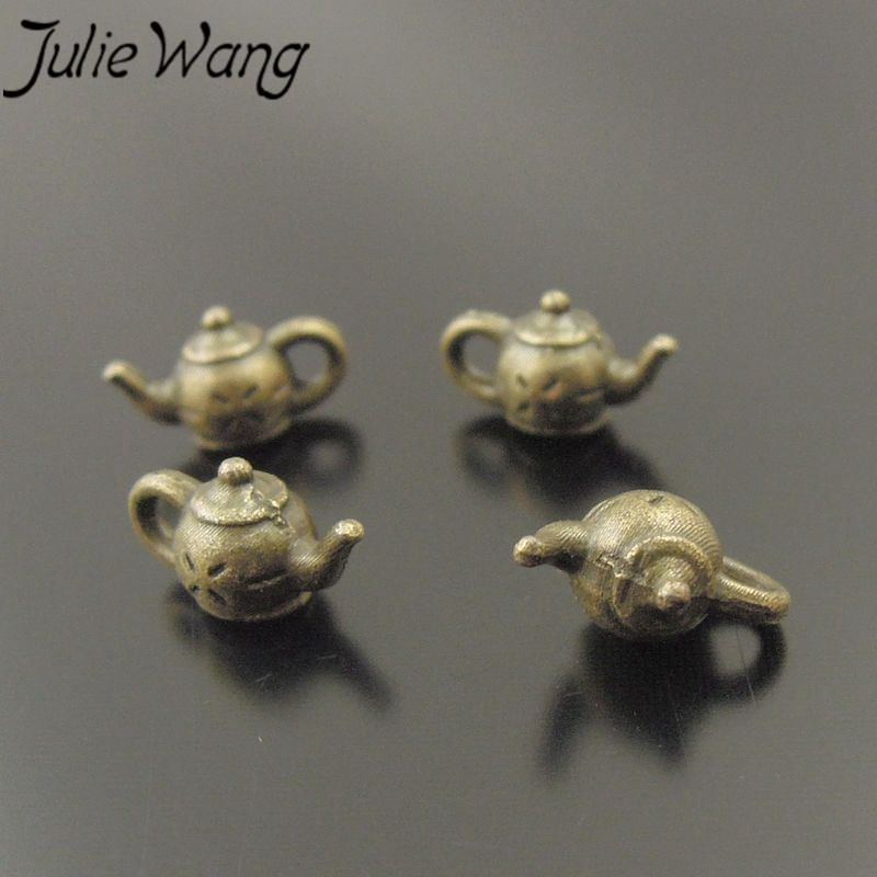 Terrific Us 4 85 46 Off Julie Wang 140Pcs Pack Ancient Bronze Tea Set Teapot Style Kitchen Supplies Chinese Living Room Coffee Table Daily Necessities In Uwap Interior Chair Design Uwaporg