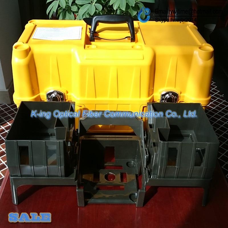 DHL Original Fujikura FSM-80S FSM-70R FSM-70S Fusion Splicer Carrying Case / fiber welding machine package / box