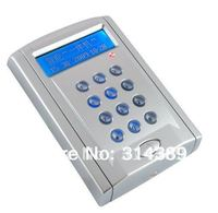Networking JS268 IC card 2500 users RS485,WG readers extendable,Wiegand26 output,LCD reader access controller