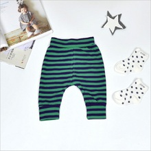 2016 New Spring Autumn Cotton Kids Pants Boys Girls Casual Pants Kids Sports Trousers Harem Pants Hot Sale