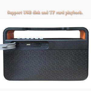Image 3 - נייד HIFI אלחוטי סטריאו סופר בס Caixa תיבת קול HandFree עבור טלפון כוח בנק 10W 2000mah FM רדיו p7 bluetooth רמקול