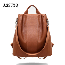 bags for women 2019 fashion Shoulder Bags multi-function anti-theft bag Good quality and large capacity high-quality leather most wonderful african women bags and shoes good quality italian new style shoes and bag for fashion lady eth16 0528