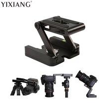 Yixiang штатива решение фотостудия штатив Z Pan & Tilt Flex алюминиевого сплава наклона головы мульти-угол складной