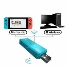 Coolway N100 PLUS USB беспроводной Bluetooth адаптер беспроводной ручка конвертер для sony Playstation PS4 Для nintendo Switch 40A