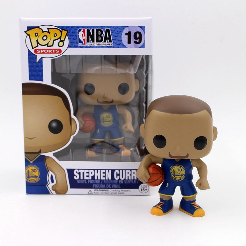 Aliexpress Com Buy 2 Styles Official Funko Pop Nba