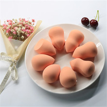 1/3/5/6 pcs Orange Sponge Foundation Powder Smooth Makeup Make Up Cosmetic Puff Support Wholesale YA100