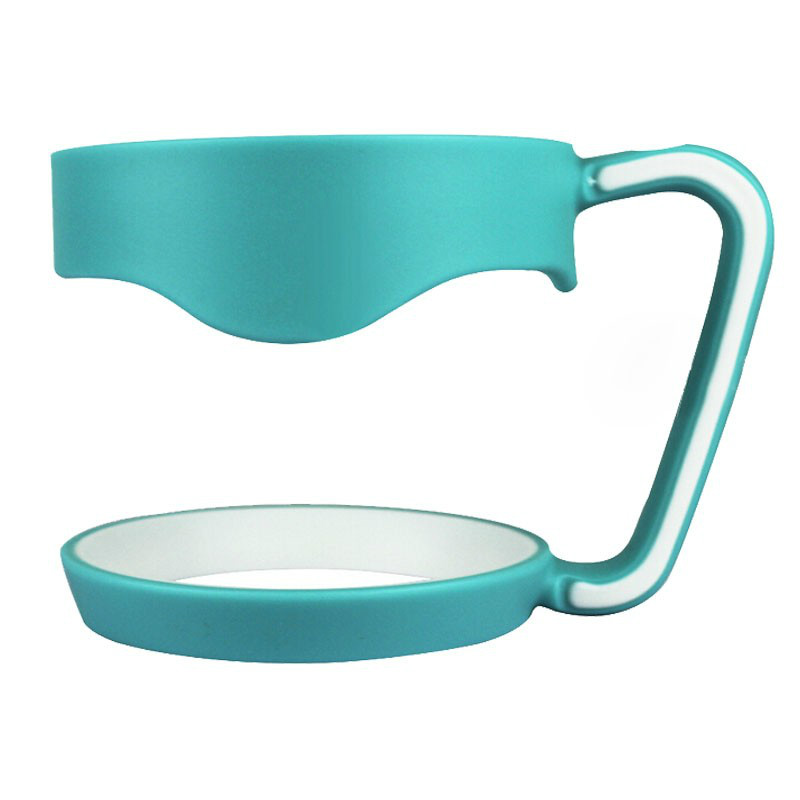 Lake Blue Universal Standard <font><b>Cup</b></font> Holders For <font><b>30</b></font> <font><b>Oz</b></font> <font><b>Yeti</b></font> <font><b>Cup</b></font> <font><b>Stainless</b></font> <font><b>Steel</b></font> Insulated Tumbler Mug Handle Drop Free Shipping