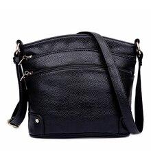 Echtes leder damen handtasche frauen messenger bags zipper crossbody reisetaschen für frauen sondern schulterbeutel bolsas feminina