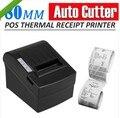 2 unids/lote 80mm POS Impresora Térmica de Recibos Bluetooth Inalámbrico 300 mm/s Cortador Automático Android PC Compatible_DHL
