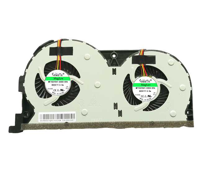 CPU fan for Lenovo Y50 Y50-70AS Y50-70AM Y50-70A Y50-70 Y50-70AS-ISE laptop cpu fan DFS501105PQ0T FFGY EG60070S1-C060-S99