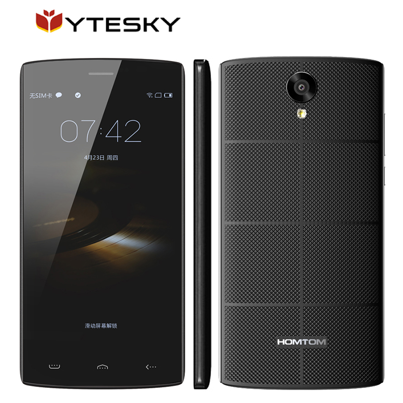 in stock homtom ht7 5 5 inch cell phones with 8gb memory mtk6580a quad core 1gb ram android 5 1. Black Bedroom Furniture Sets. Home Design Ideas