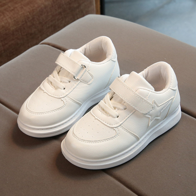 2018 New Children's Shoes Spring Autumn Boys Girls Breathable Comfortable Leisure High Quality Kid Anti-Slippery Sport Shoes