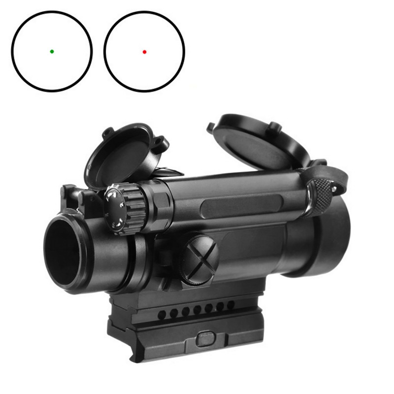 AIM M4 Red Dot Sight Airsoft Riflescope Tactical Optical Hunting Shooting Weapon Rifle Gun Scope AO3032