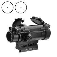 AIM M4 Red Dot Sight Airsoft Riflescope Tactical Optical Hunting Shooting Weapon Rifle Gun Scope AO3032