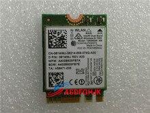 Оригинал для dell latitude 3450 wi-fi карты 7265ngw 81wmj 081wmj 100% работать идеально