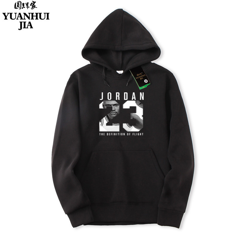 f6663b24889 Jordan Hoodies Men 23 Printed Mens Hooded Sweatshirts Sportswear ...