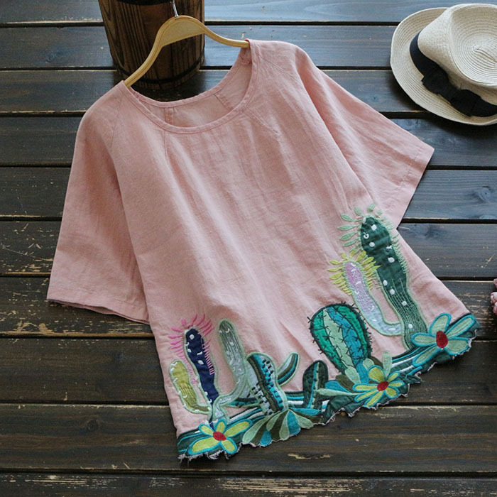 XS-XL Casual Tunic Shirt Dress Girls Short Sleeve Black Contour Origami Dinosaurs T-Shirts