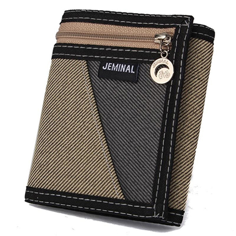 Leather Men Wallets luxury brand Designer
