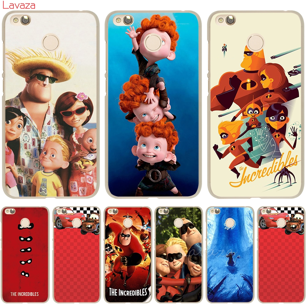 Lavaza The Incredibles Cover for Xiaomi Redmi 3 3S 4 6 Pro S2 4A 4X 5A 5 Plus Note 5A Prime Note 3 5 Pro 4 4X 5A Case