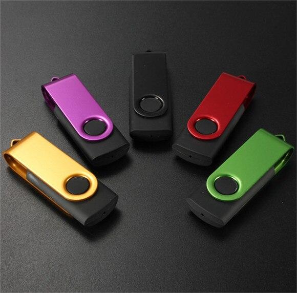 Usb Stick Hot selling business rectangle USB flash drive 4GB 8GB 16GB 32GB 64GB USB Flash 2.0 Memory Drive Stick N82