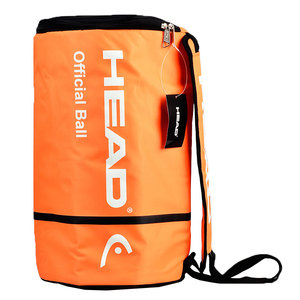 Head Official Tennis Ball Bag Capacity 80-100 pcs Tennis Ball Barrels Bags For Tennis Training sports bag In Large Capacity