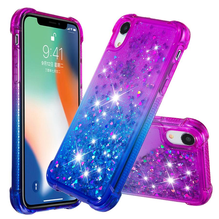 iphone xr Glitter Case (9)