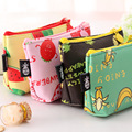 Korean Women Girls Coin Purse Small Mini Money Bag Keys Wallets Banana Watermelon Strawberry Shape Change Purses For Student