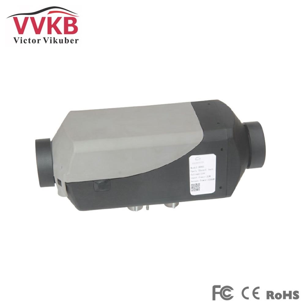Calentador de estacionamiento Diesel 12 voltios 2500W Similar a Web - Electrónica del Automóvil - foto 3
