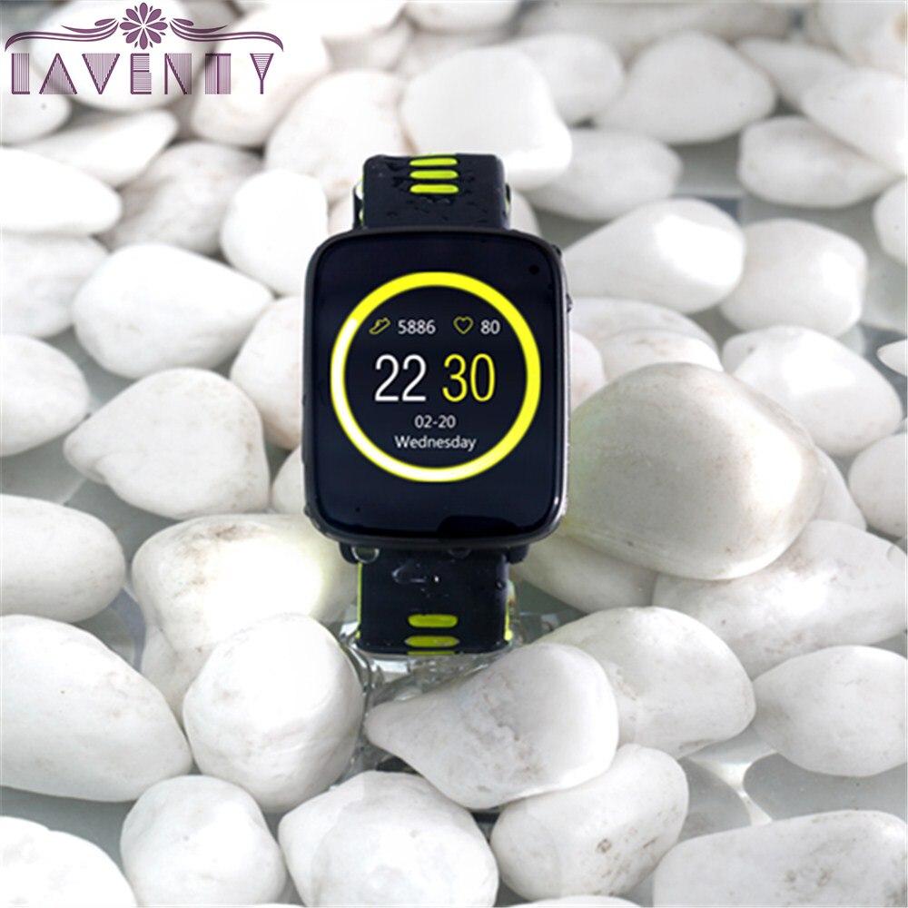 Bluetooth խելացի ժամացույց GV68 սպորտային - Խելացի էլեկտրոնիկա