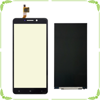 For Oukitel C10 LCD Display Perfect Repair Part With Touch Screen Sensor Digitizer Separated Phone Replacement