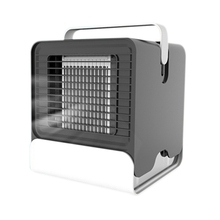 Portable Home Office Dormitory Outdoor Air Conditioning Humidifying Water Cooled Fan Air Conditioning Fan цена