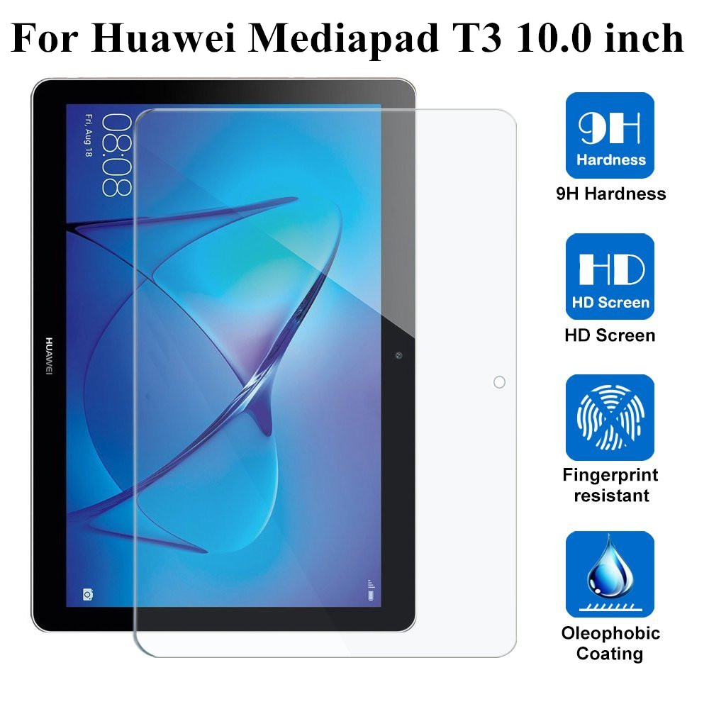 Screen Protector Tempered Glass For Huawei MediaPad T3 10 AGS-L09 AGS-L03 9.6