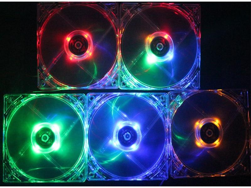 Silent F12025 120mm PC Cooling Fan (15)