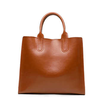 luxury women designer handbags high quality brand Cowhide Genuine Leather Handbags women messenger bags bolsa feminina