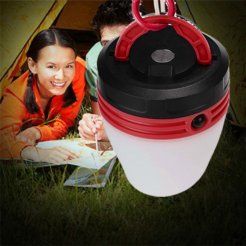 High Quality Emergency Lamp Tent Light Lantern LED Portable Magnet Outdoor Camping Hiking