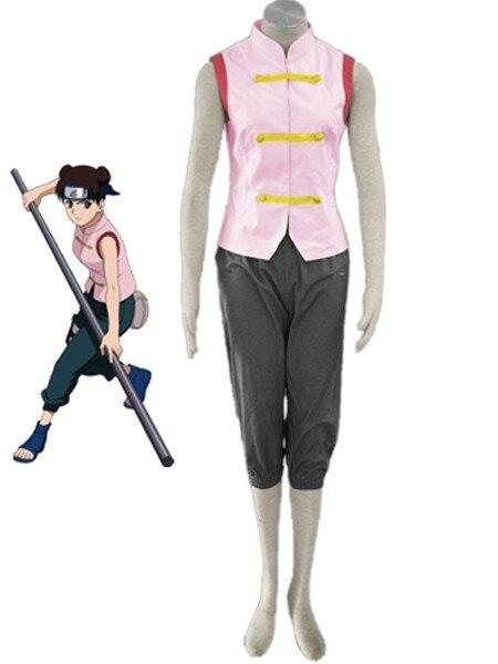 Freies Verschiffen Naruto Tenten Kid Tangzhuang Anime Cosplay Kostum In Aus Auf