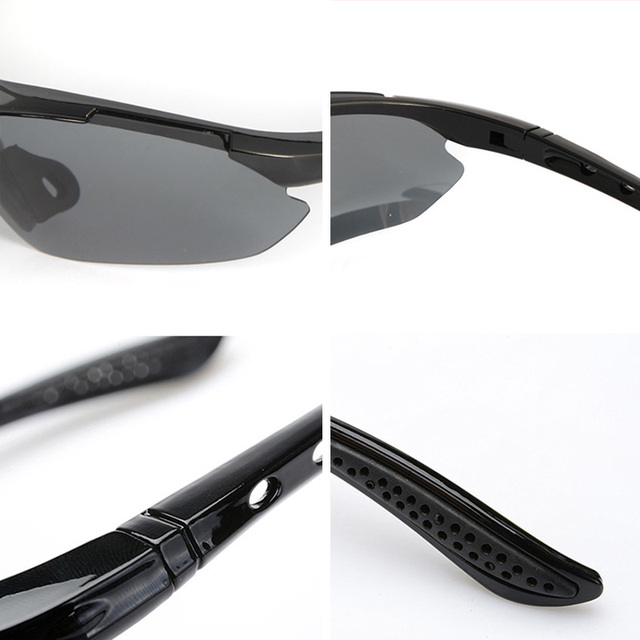 Bicycle Cycling Glasses Men Windproof UV400 Sunglasses Women Protection Goggles Eyewear  Sports Running Spectacles RR7009 4