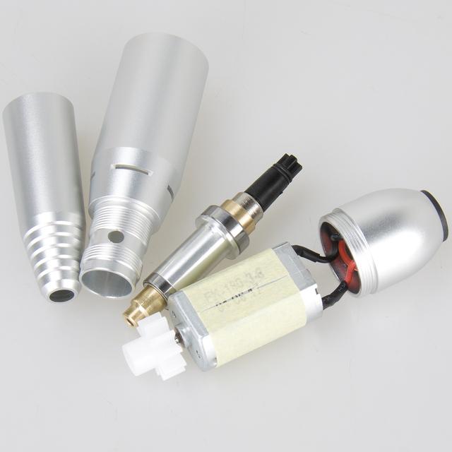3 color Professional Electric Nail Drill Pen 6 Bits Nail Nursing Kit 100-240V Pedicure & Manicure Polish Machine Nail Art Tool