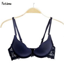 dfd56bc32b Fatimu Sexy Self Adhesive Strapless Bra Bandage Stick Gel Silicone Push Up  Invisible Seamless Backless Bras