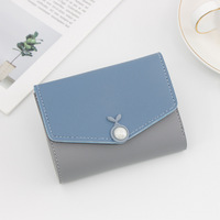 L'OMBRE High Fashion PU Leather Wallet Women Purse Clutch Bags Bags For Coins IC Card Holder Bag Waterproof