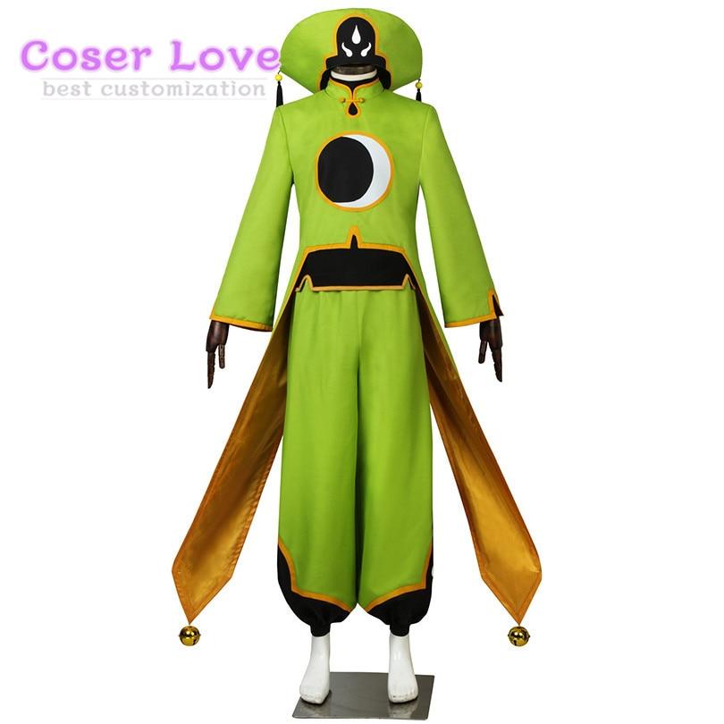 Card Captor Sakura Li Syaoran Cosplay Costume Halloween Christmas Costume