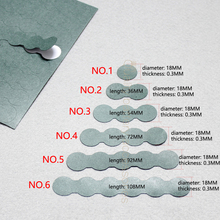 18650 battery insulation pad 2/3/4 coupon / 5 coupon / 6/1 coupon insulation highland barley green shell paper group