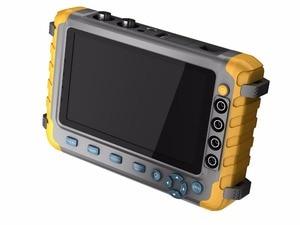 Image 4 - 5 pollice CCTV TESTER TFT LCD HD 5MP TVI AHD CVI CVBS telecamera Analogica