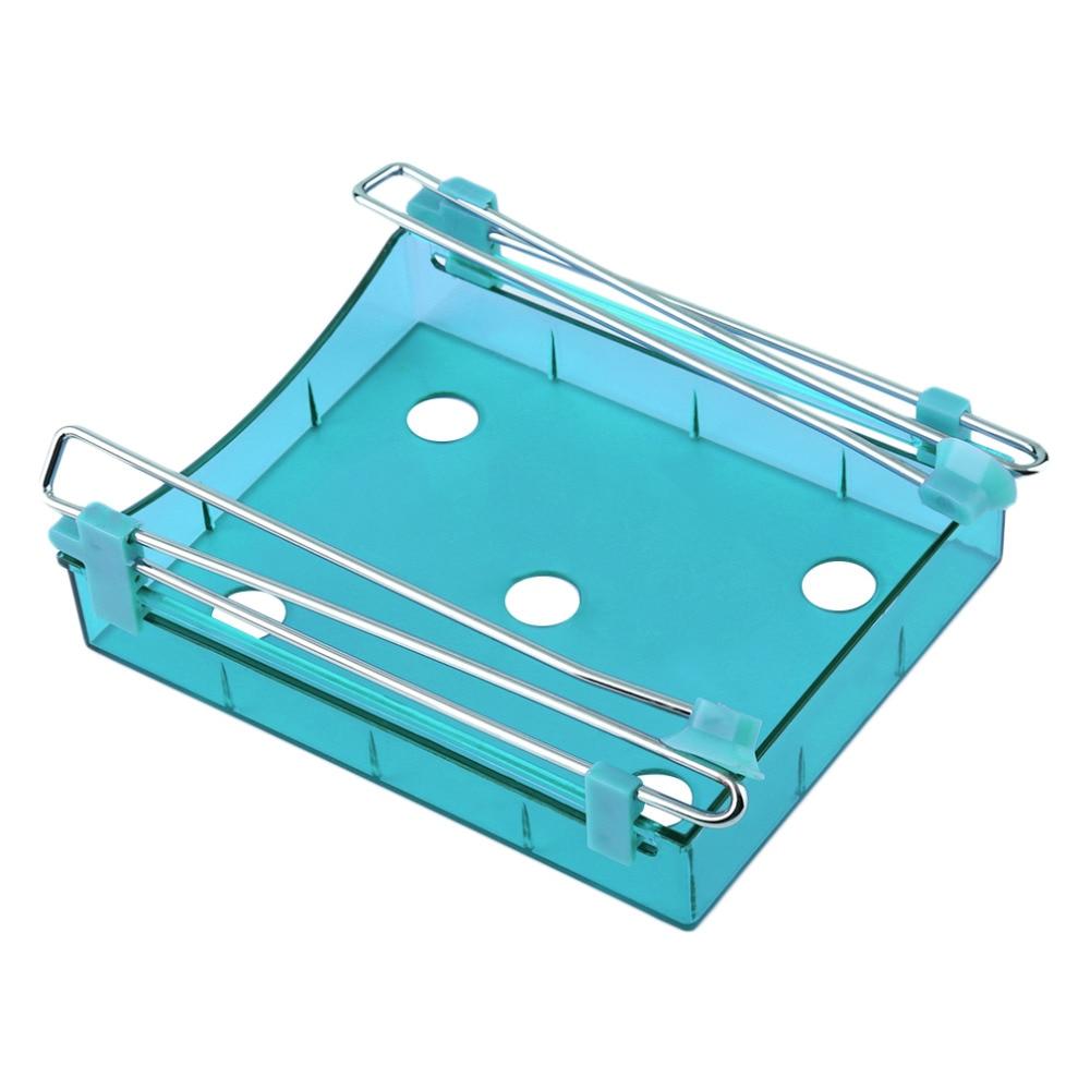 Universal Creative Fridge Storage Rack Layer Partition Refrigerator ...