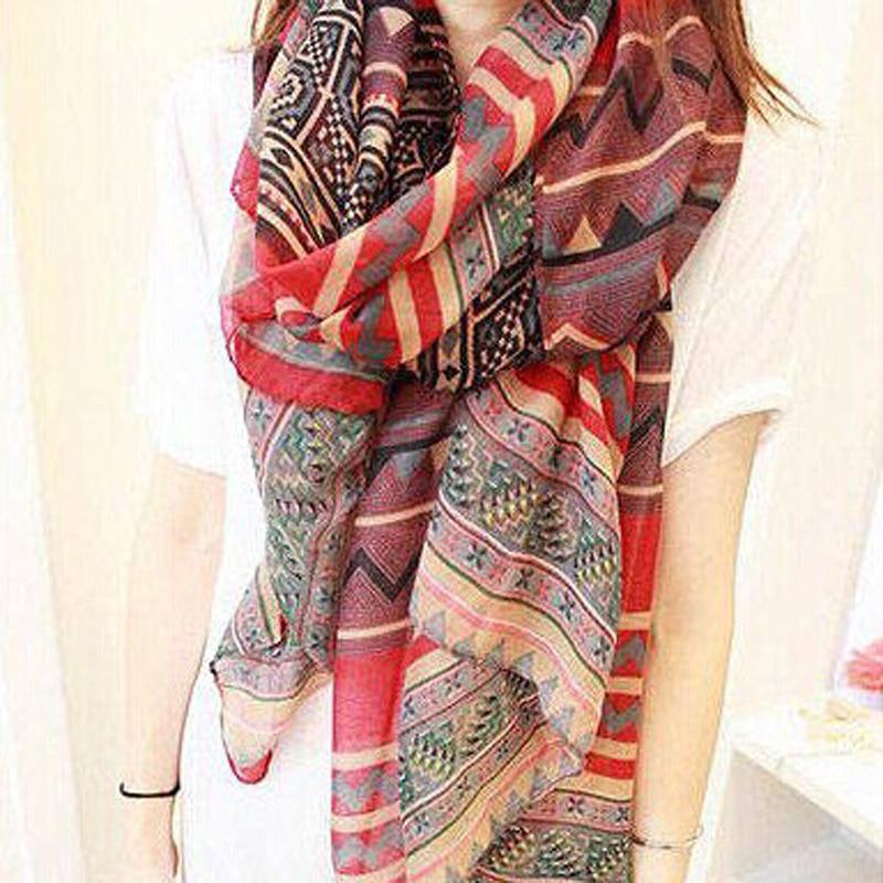 2017 direct selling print bandana scarf foulard