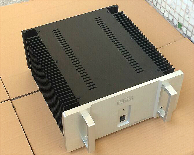 Finished Class A 25W + 25W HIFI Power Amplifier Reference MARK LEVINSON ML2 Amplifier радиоприемник 25 hifi 25w