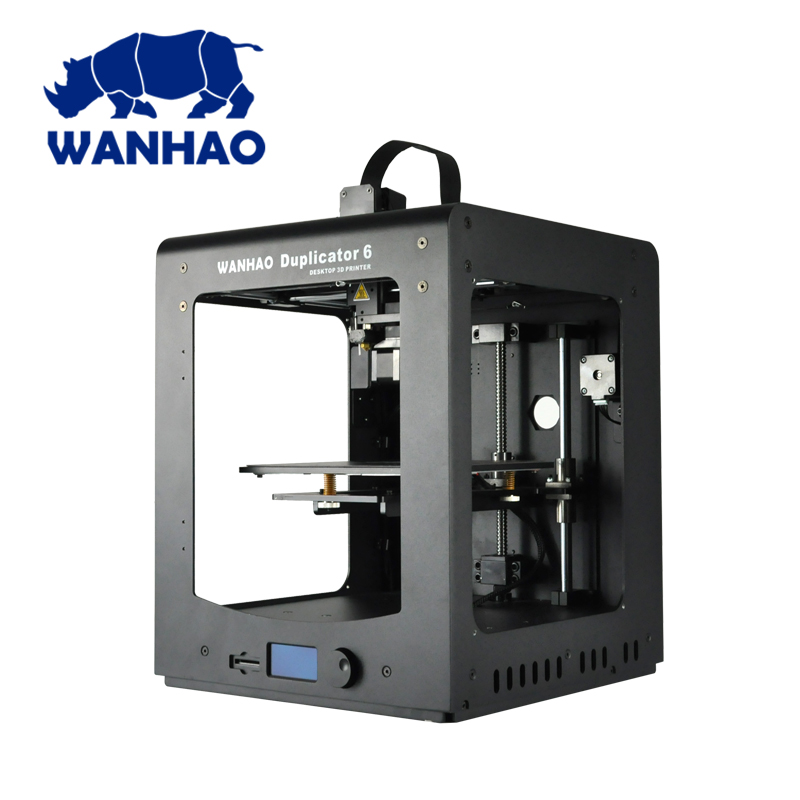 Top sell 3D printer Wanhao D6 PLUS - 3d printer Industrial Grade Jewelry Prototype Architect 3D Printing Machine,high quality. цены